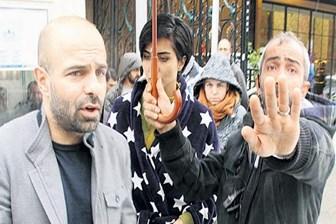 Cesur ve Güzel setinde gazetecilere 'çirkin' saldırı!