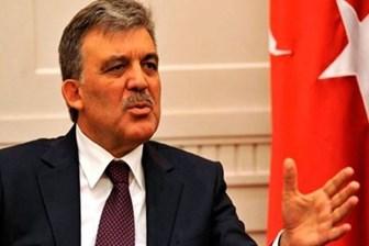 Abdullah Gül'den Akit TV'ye sert tepki: Haber yalan ve fitne odaklı!