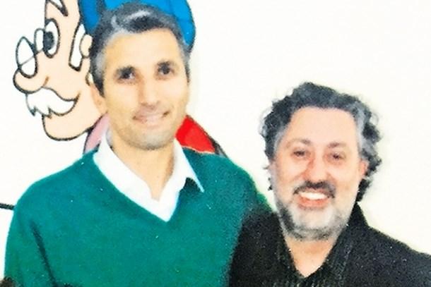 Nedim Şener'den tutuklanan Murat Sabuncu'ya: Görüşmeci listene adımı yaz kardeşim!