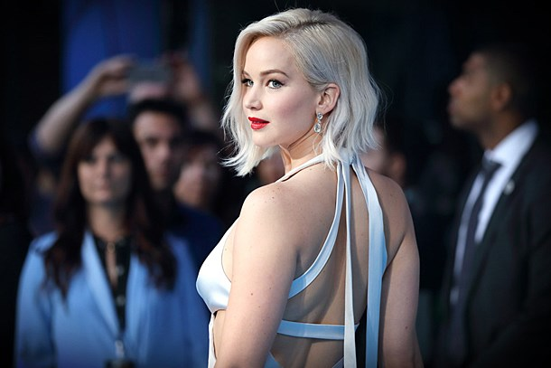 Jennifer Lawrence'tan Türkiye'ye mesaj