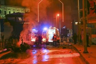 Dış basın İstanbul'daki patlamayı böyle gördü