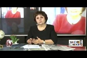 Ayşenur Arslan Medya Mahallesi'ne veda etti