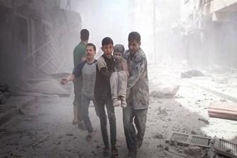 TRT'den 15 saatlik 'Halep Yalnız Değildir' yayını