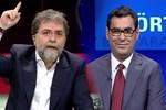 Ahmet Hakan'dan Enver Aysever'e yaylım ateş: Karaktersiz, müptezel, yalancı!