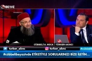 Cübbeli Ahmet Hoca'dan Kerimcan Durmaz açıklaması!