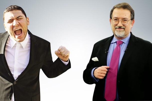 Murat Bardakçı'ya 'hırsızlık' suçlaması! Yazımın formatına kadar çalmış!
