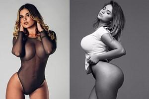 Kardashian'a meydan okudu!