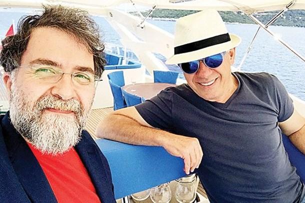 Ertuğrul Özkök'ten Ahmet Hakan'a uyarı: