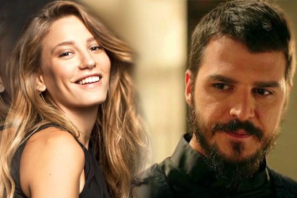 Serenay Sarıkaya ile Mehmet Günsür aynı dizide!