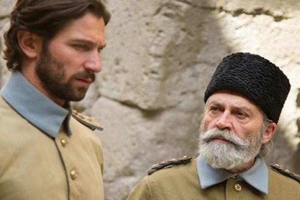Hollywood'dan dev kadrolu Osmanlı filmi geliyor: The Ottoman Lieutenant