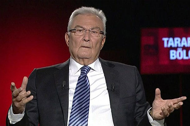 Deniz Baykal'dan Kılıçdaroğlu'na Nazlı Ilıcak ve Ahmet Altan tepkisi!