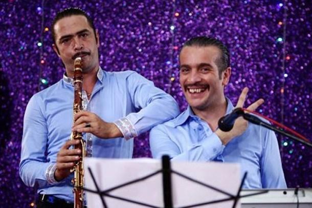 Ahmet Kural ve Murat Cemcir'den Almanca şarkı sürprizi!