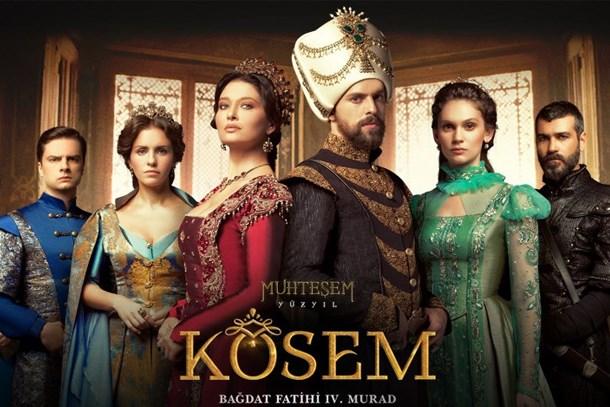 Muhteşem Yüzyıl Kösem'e yeni isim!