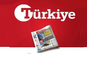 Türkiye Gazetesi'nden 'Almanya' hamlesi! (Medyaradar/Özel)