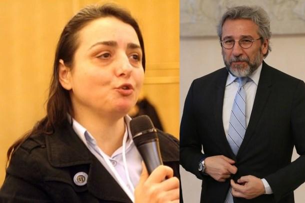 Saadet Oruç hedef aldı, Can Dündar yanıtladı: Muhatabım değilsin!