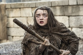Game of Thrones oyuncusunun çıplak fotoğrafları sızdırıldı!