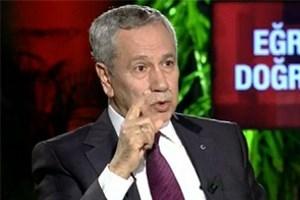Akit yazarından Bülent Arınç'a: CNN'de niye ağlayıp Aydın Doğan'a yağcılık yaptın, utanmadın mı?