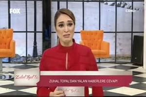 Zuhal Topal, canlı yayında ağladı: Vatan sevgimi kimse sorgulayamaz
