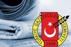 TGC'den gazetelere yapılan saldırılara kınama!