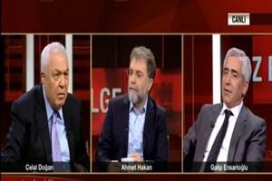 Celal Doğan'dan Ahmet Hakan'a şok çıkış: