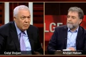 Celal Doğan'dan Ahmet Hakan'a şok!