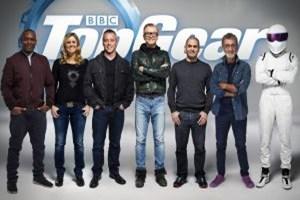 Efsanevi televizyon şovu Top Gear 'Muhteşem Yedili'yi açıkladı!