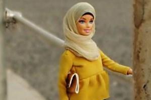 Başörtülü Barbie Instagram fenomeni oldu
