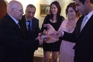 Pelin Öztekin ve Kıvanç Arslan nişanlandı