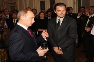 Leonardo DiCaprio Putin'i canlandıracak