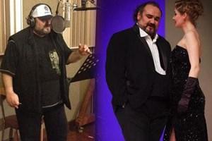 Ünlü sanatçı 10 ayda 60 kilo verdi!