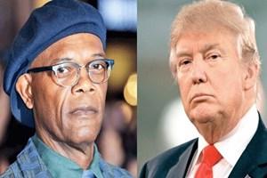 Hollywood yıldızından canlı yayında Trump'a küfür