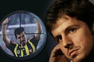 Emre Belözoğlu'nu hedef gösteren gazeteye ceza!