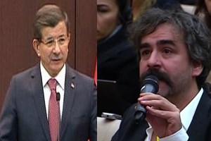 Die Welt muhabirinden Başbakan Davutoğlu'nu kızdıran soru!