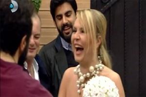 Seda Akgül Kısmetse Olur'da düğün yaptı