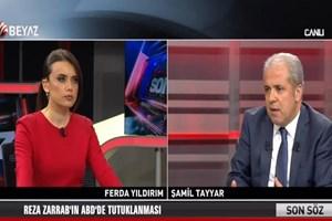 Şamil Tayyar: Allah Reza'nın belasını versin