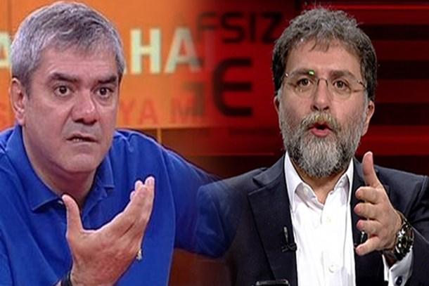 Ahmet Hakan'dan Yılmaz Özdil'e tepki: Laiklik terbiyesizlik yapılarak savunulmaz!