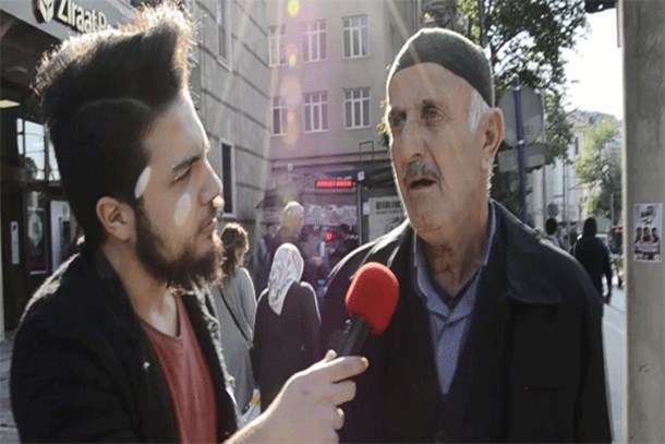 Bursa'daki patlamaya sokak röportajında yakalandılar