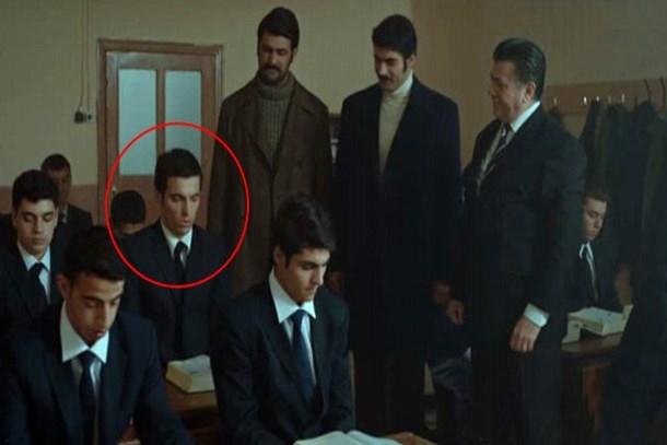 TRT'nin yeni dizisinde Erdoğan sahnesi ekrana kilitledi