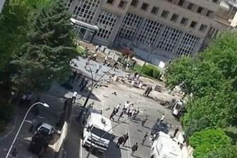 Ünlü sunucu da Gaziantep'teydi! Saldırıyı Twitter'dan böyle duyurdu..