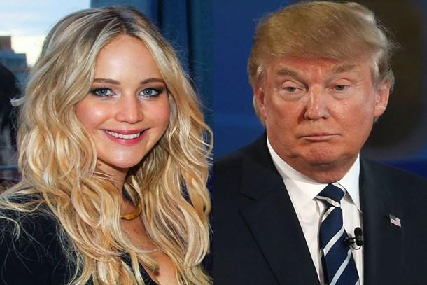 Jennifer Lawrence'den Trump'a tepki: Allah seni kahretsin!