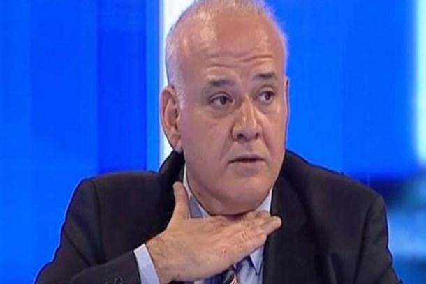 Ahmet Çakar'dan canlı yayında olay sözler: Twitter fahişelerisiniz!
