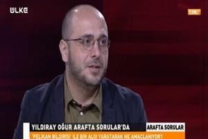Yıldıray Oğur: Davutoğlu'na sorulsa...