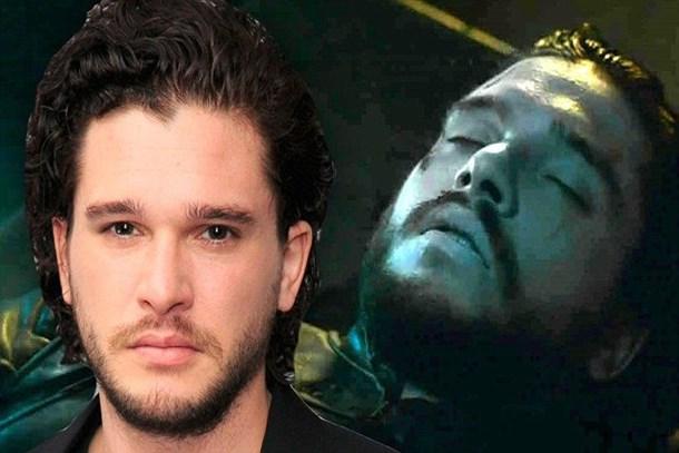 Game Of Thrones'da Jon Snow geri geldi, yapımcı özür diledi!