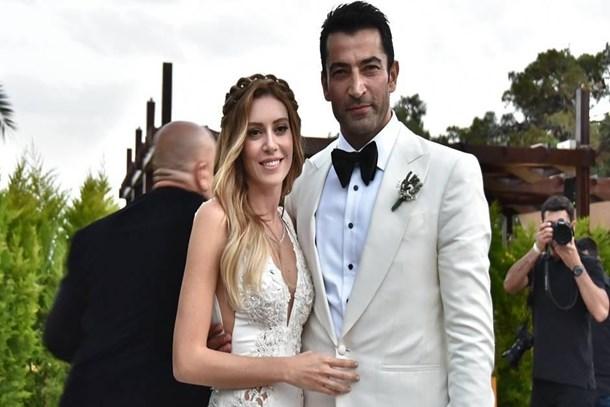 Taze damat Kenan İmirzalıoğlu ilk kez konuştu: Evlilik...