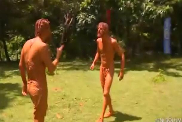 Survivor'da olay kavga görüntüleri! Acun Ilıcalı bile panikledi!