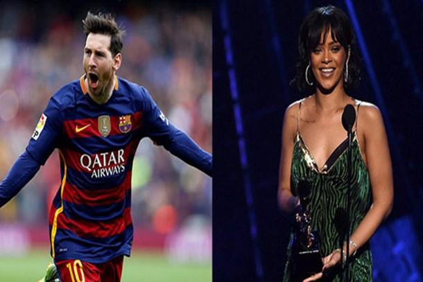 Messi ve Rihanna Antalya'da buluşacak!