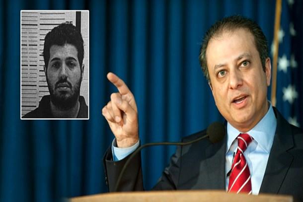 Reza Zarrab'la ilgili yeni iddia! Savcı Bharara'dan mahkemeye uyarı!