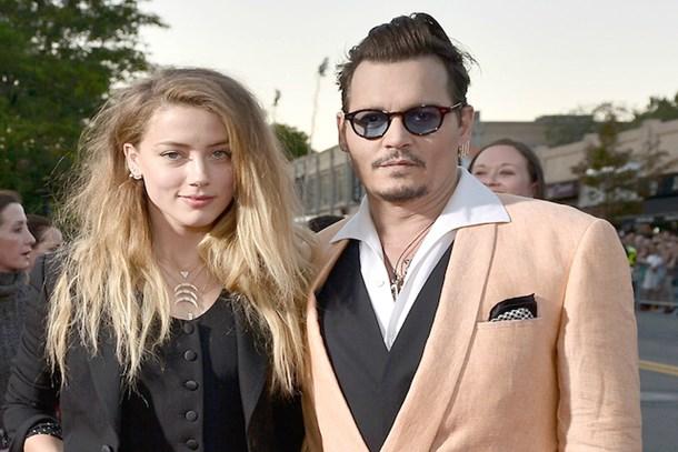 Johnny Depp ve Ambder Heard'ün ayrılık nedeni şiddetmiş!