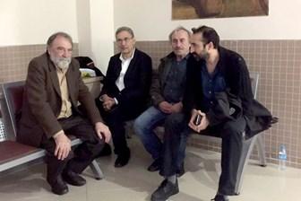 Murat Belge hakaretten hakim karşısında! Orhan Pamuk destek için adliyede!