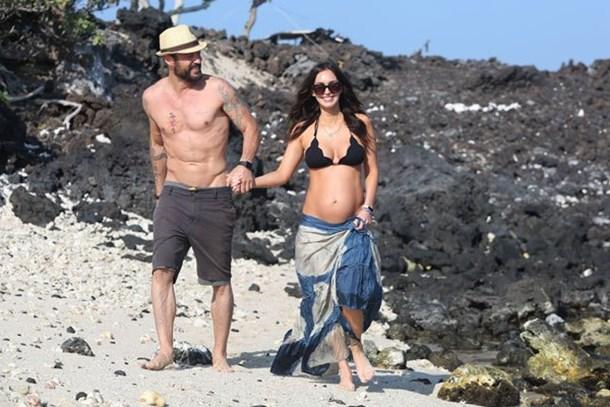 Megan Fox'tan ilginç açıklama: Hamile olmayı seviyorum!